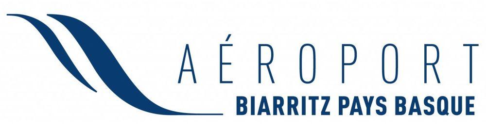 Logo Aéroport de Biarritz