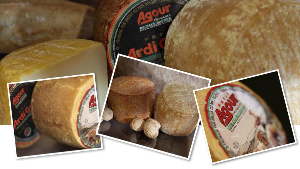 l'image de marque Agour: terroir, authenticité et qualité.