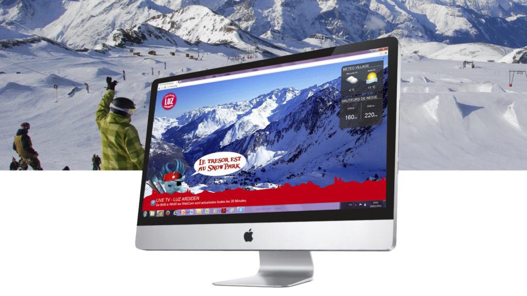 Live.luz.org est une chaîne interactive qui diffuse en continu un programme vidéo éditable ainsi que des flux d'information.