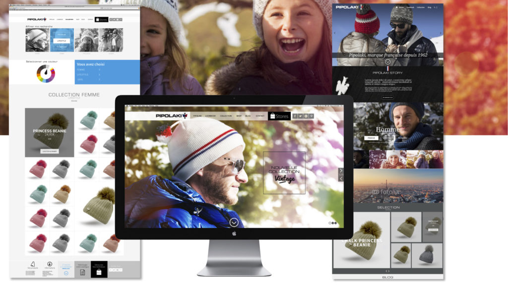 Pipolaki, site de vente en ligne
