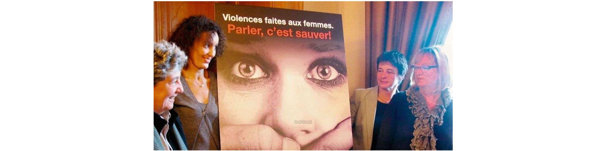 Bayonne violences faites aux femmes