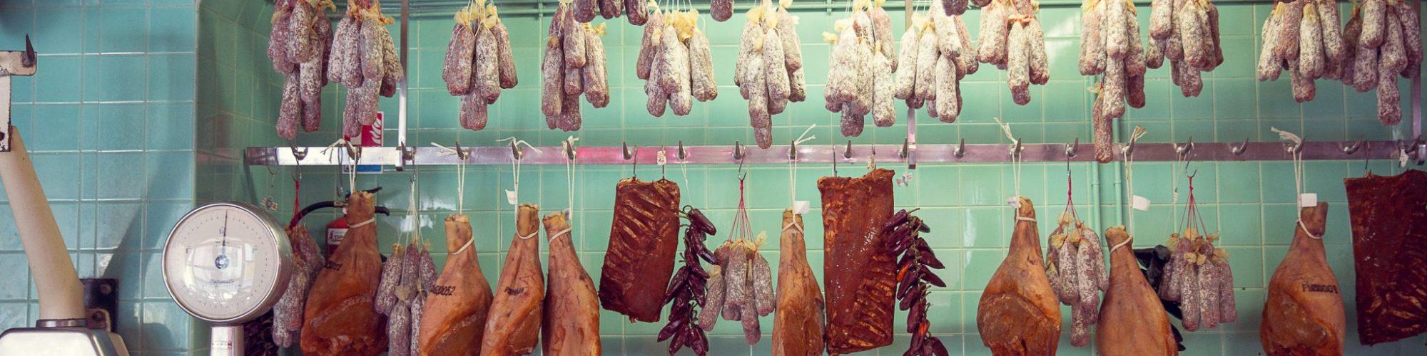 L'artisan du jambon à Bayonne Pierre IBAÏALDE