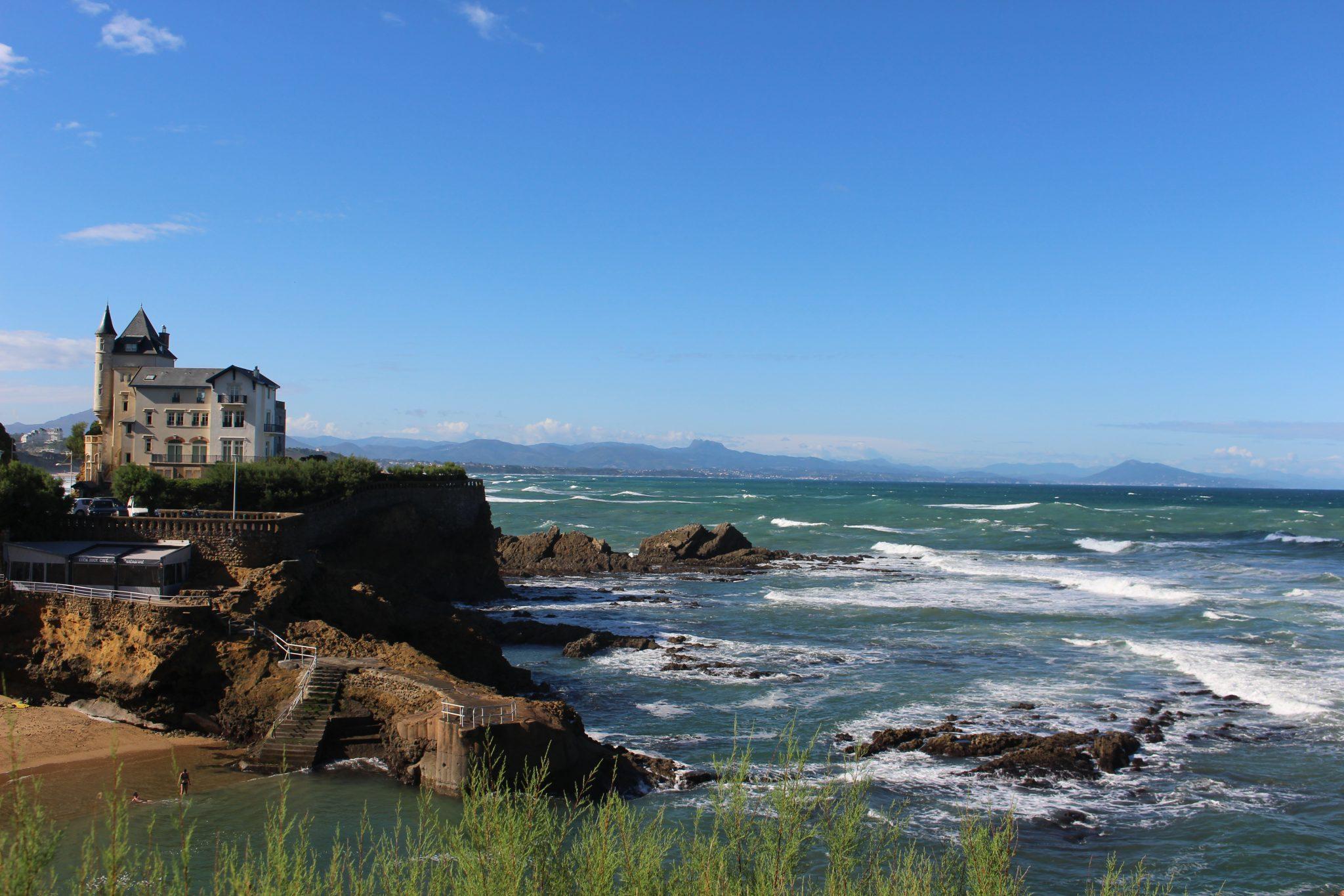 Calendrier Maree Biarritz.Creation Des Supports Touristiques Pour Biarritz Tourisme