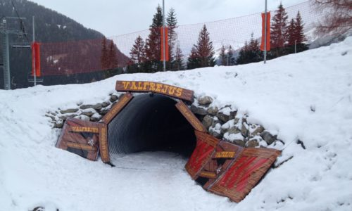 La station de ski de Valfréjus, un parcours ludique pour les familles et les enfants