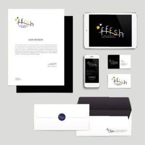 ffffsh logo charte graphique identite graphique