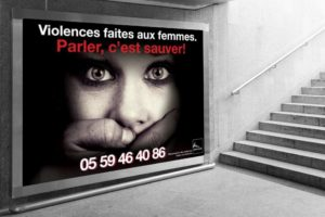 publicite violence femmes