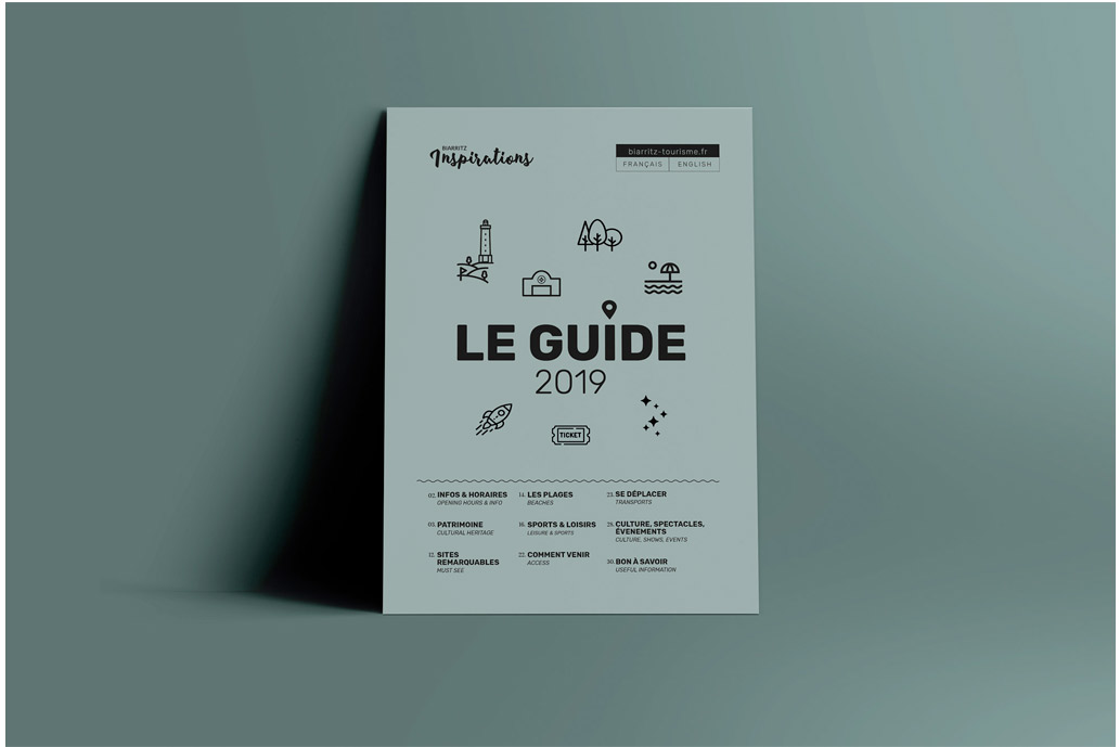 biarritz inspirations guide touristique