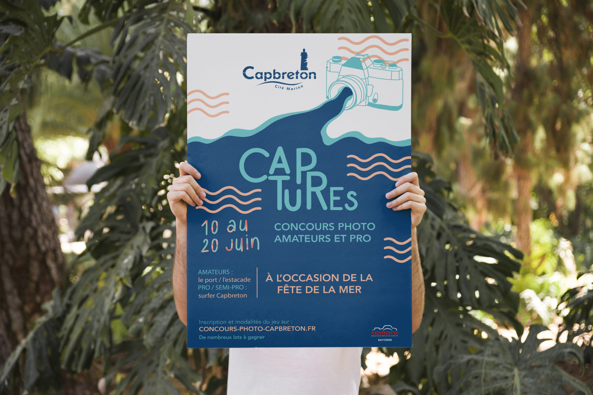 concours photo capbreton