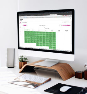 plateforme gestion planning pink nettoyage