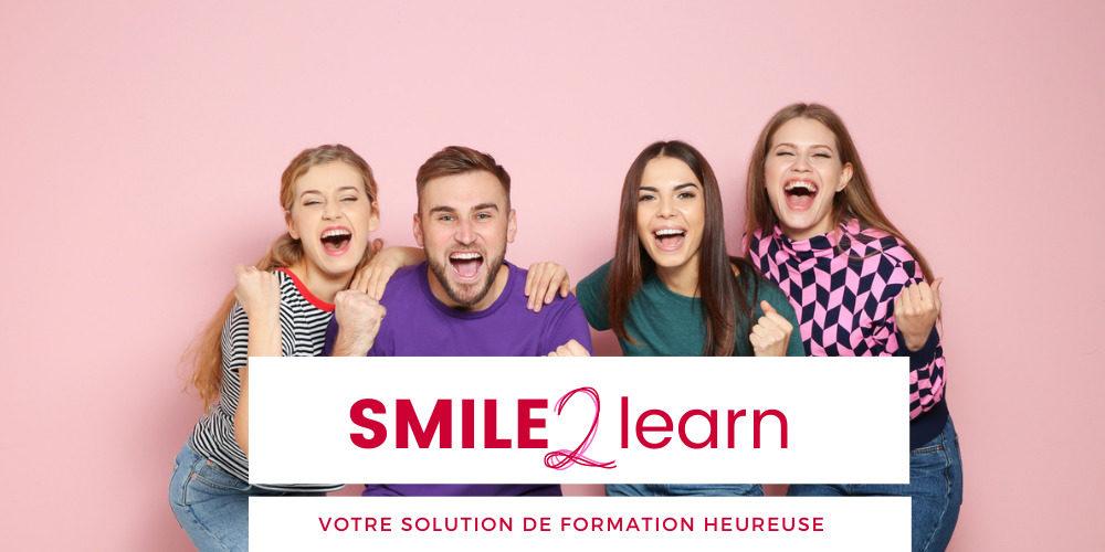 smile2learn plateforme elearning centre de formation